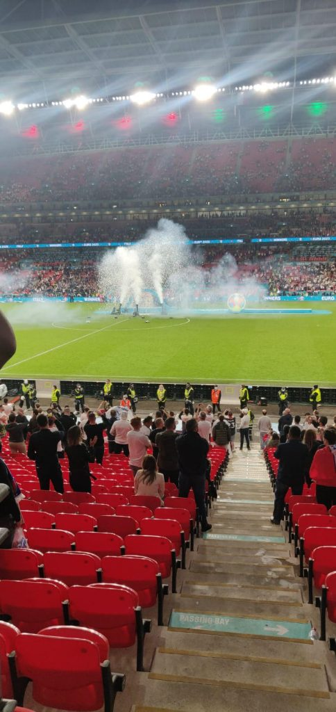 Judging your decisions retrospectively- Italy lifting the Euro 2020 cup